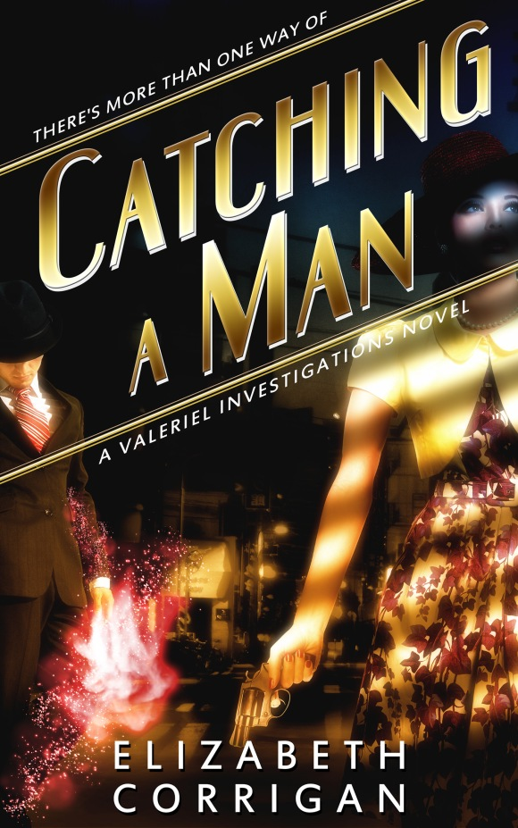 Catching a Man Book Cover