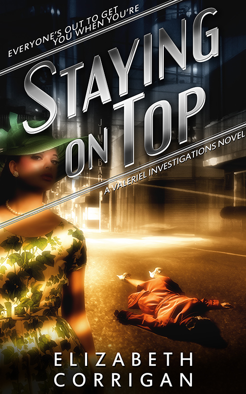 Staying on Top Book Cover